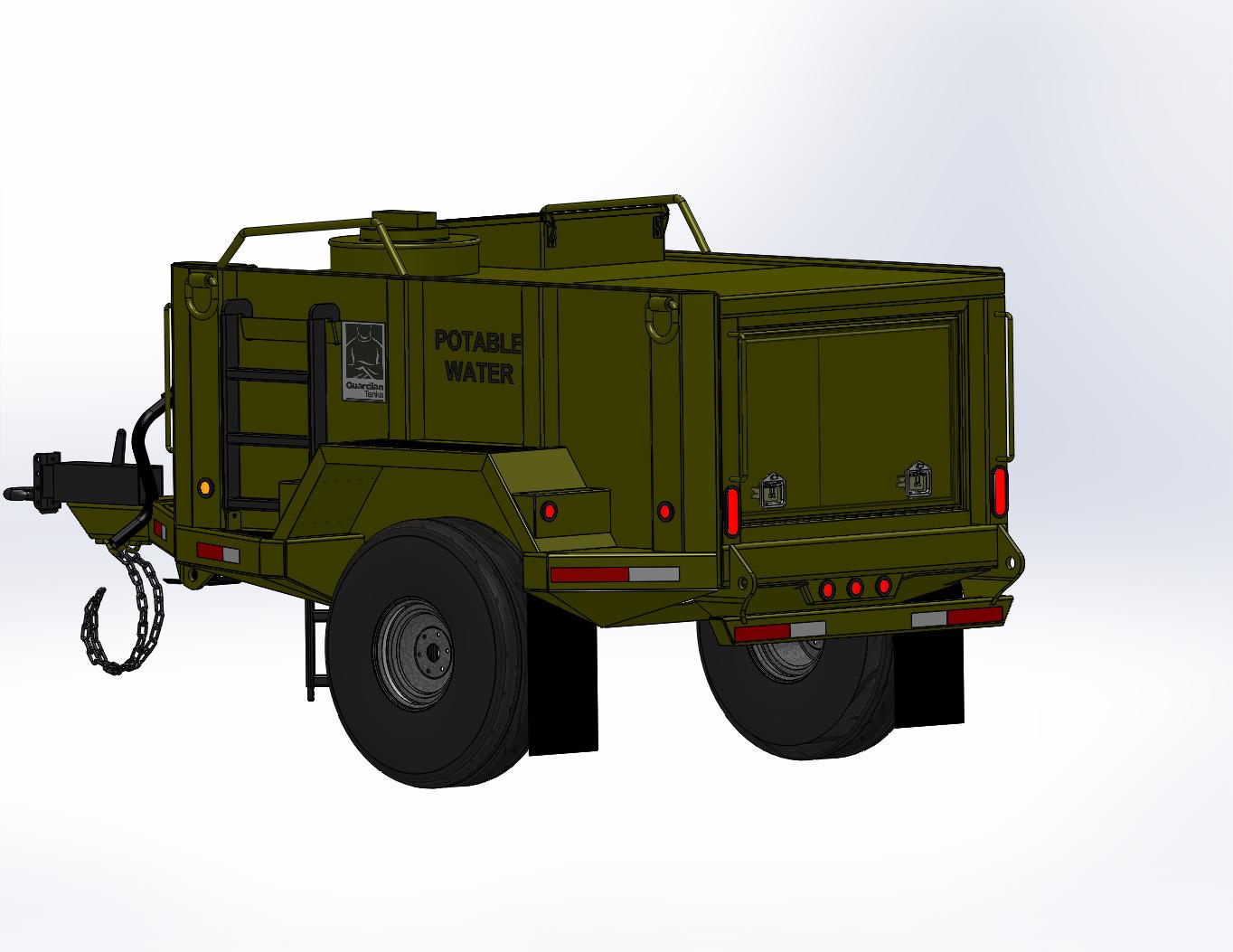 Rasakti Land Defense Products
